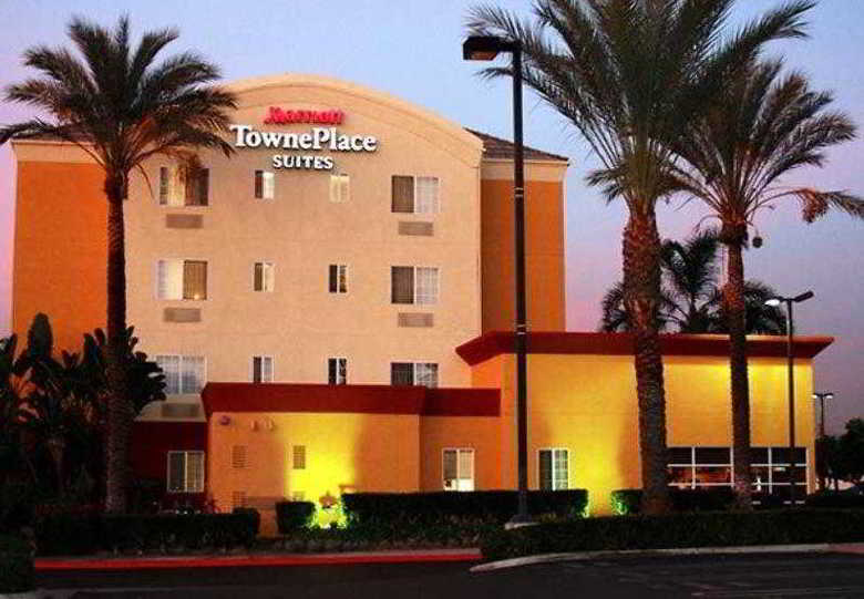 Hotel Towneplace Suites By Marriott Anaheim