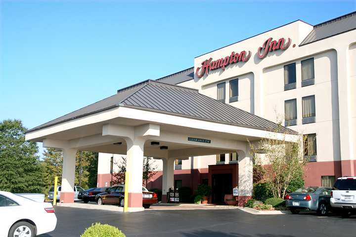 Hotel Hampton Inn Hot Springs