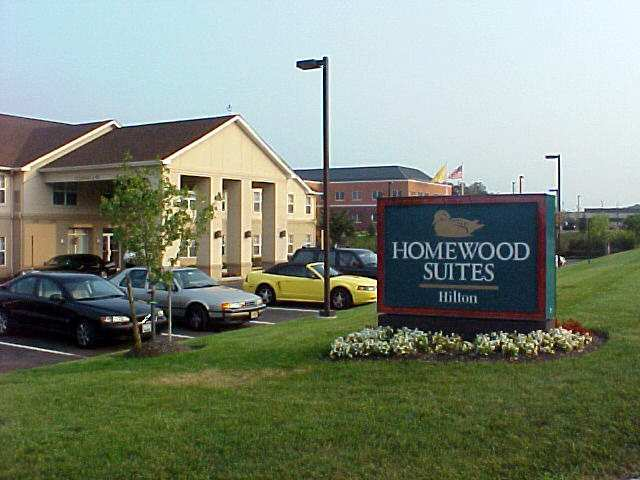 Hotel Homewood Suites By Hilton Mahwah
