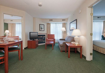 Hotel Residence Inn Tulsa South