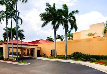 Hotel Courtyard By Marriott Boca Raton