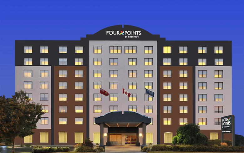 Hotel Four Points By Sheraton Toronto Mississauga