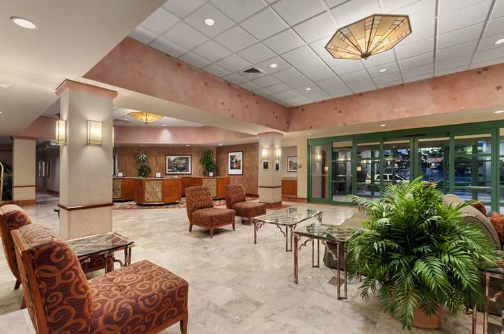 Hotel Embassy Suites Little Rock