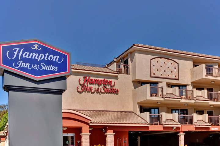 Hotel Hampton Inn & Suites Hermosa Beach Ca
