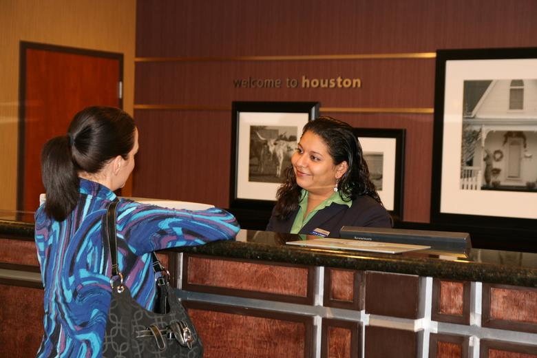 Hotel Hampton Inn & Suites Houston-cypress Station