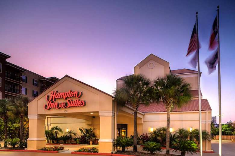 Hotel Hampton Inn & Suites Houston-medical Ctr-reliant Park