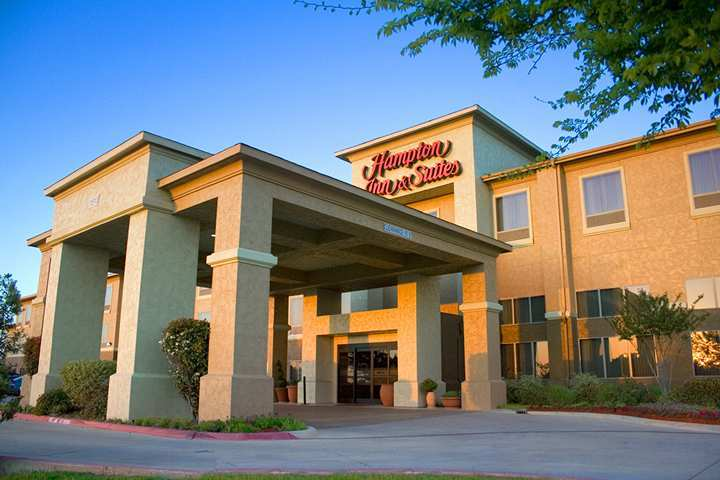 Hotel Hampton Inn & Suites Denton Tx