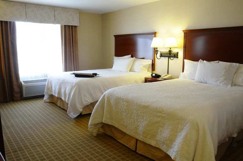 Hotel Hampton Inn & Suites Redding Ca
