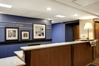 Hotel Hampton Inn Chicago-o'hare Intl Airport