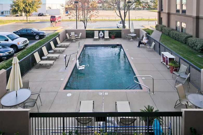 Hotel Hampton Inn Shreveport/bossier City