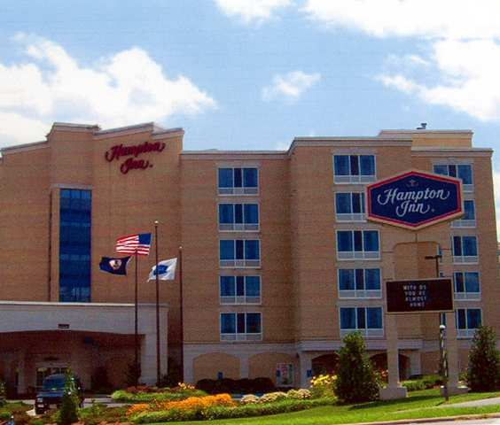 Hotel Hampton Inn Roanoke Salem