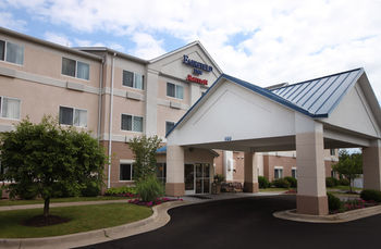 Hotel Scranton Fairfield Inn By Marriott