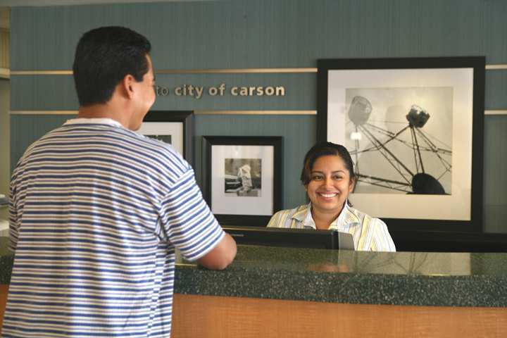 Hotel Hampton Inn Los Angeles/carson