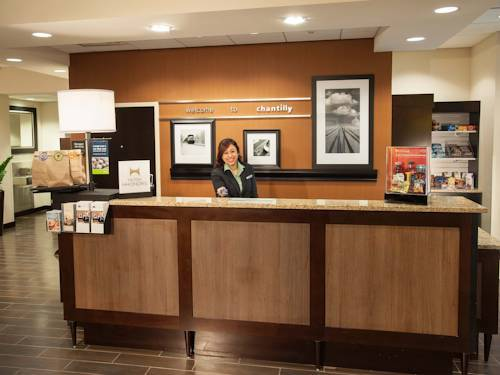 Hotel Hampton Inn Wash-dulles Intl Airport South