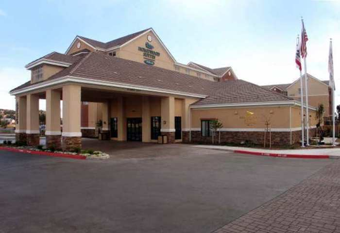 Hotel Homewood Suites By Hilton Fairfield-napa Valley Area