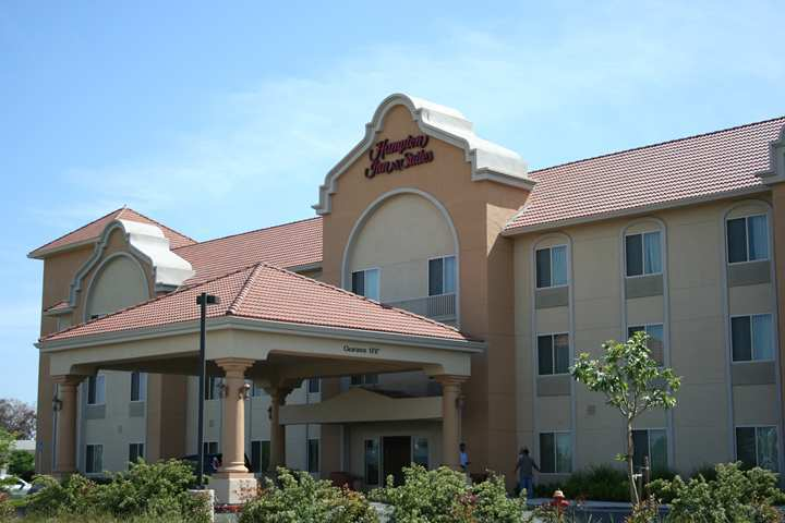Hotel Hampton Inn & Suites Woodland-sacramento Area