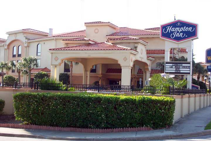 Hotel Hampton Inn St. Augustine/historic District