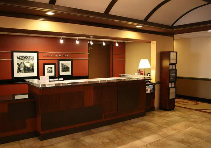 Hotel Hampton Inn & Suites Richmond/virginia Center Va