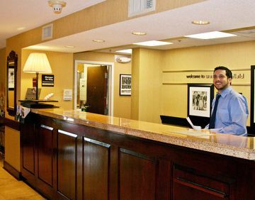 Hotel Hampton Inn West-springfield