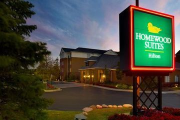Hotel Homewood Suites By Hilton Detroit-troy