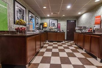 Hotel Hampton Inn Winchester-university/ Mall