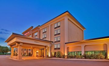 Hotel Hampton Inn Columbia Mo