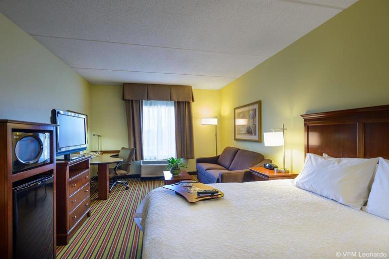 Hotel Hampton Inn & Suites Frederick-fort Detrick Md