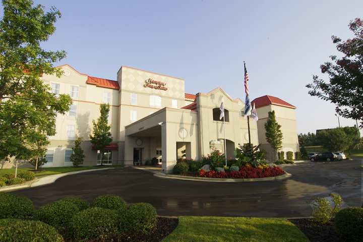 Hotel Hampton Inn & Suites Mooresville - Race City