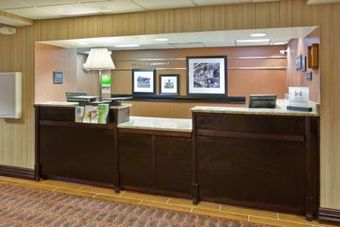 Hotel Hampton Inn Commerce Ga