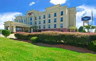 Hotel Hampton Inn Canton Ms