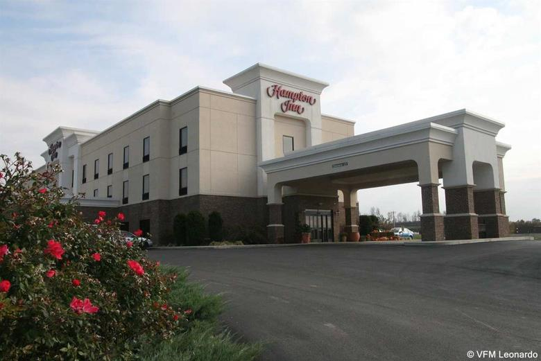 Hotel Hampton Inn London-north Ky
