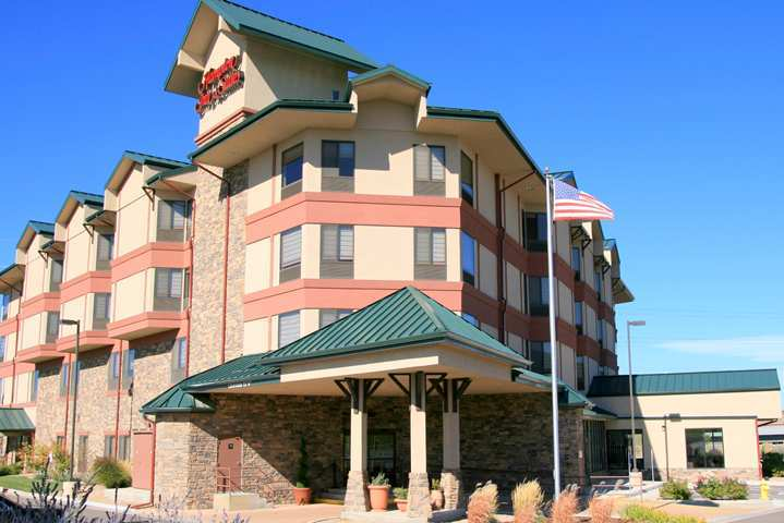 Hotel Hampton Inn & Suites Parker Co