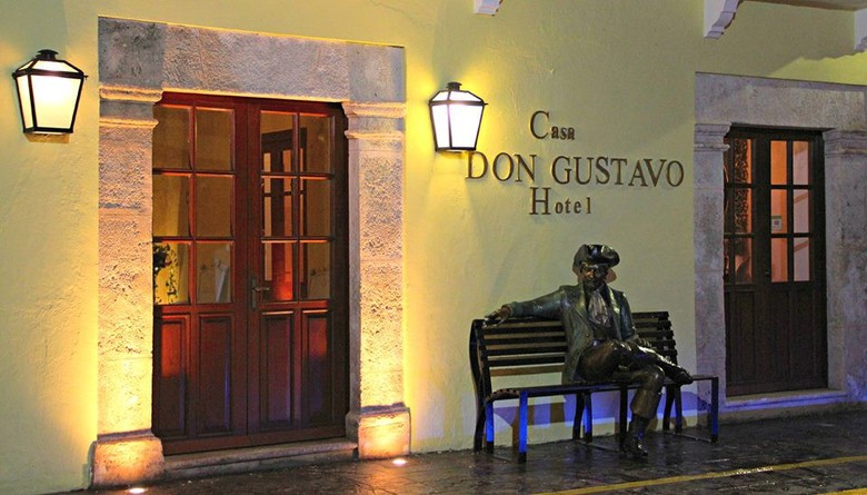 Casa Don Gustavo Hotel Boutique