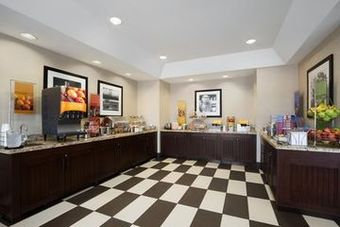 Hotel Hampton Inn Kansas City / Village West Ks