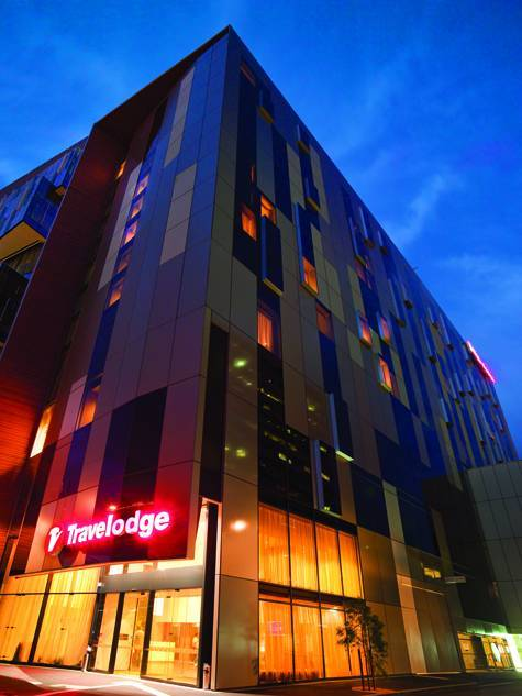 Hotel Travelodge Docklands Melbourne