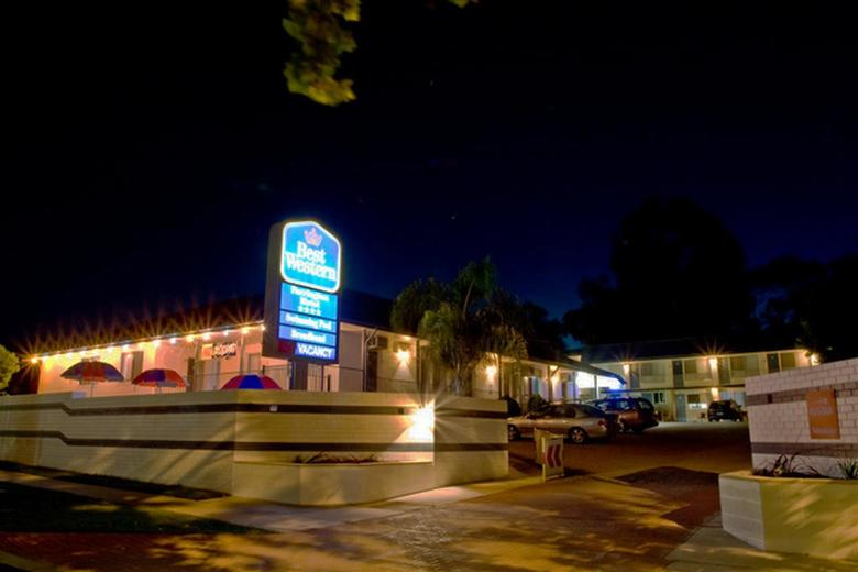 Hotel Best Western Motel Farrington