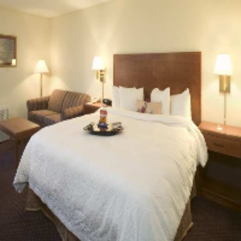 Hotel Hampton Inn Raleigh-north