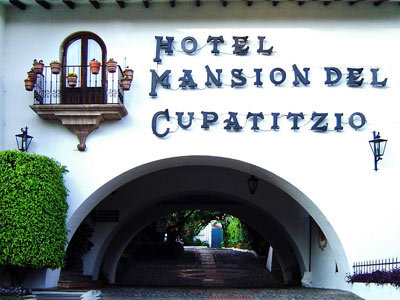 Hotel Mansion Del Cupatitzio