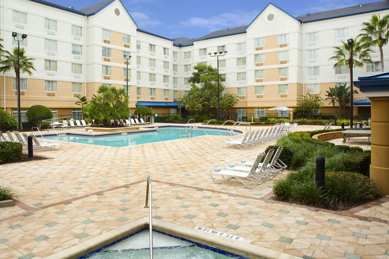 Hotel Fairfield Inn & Suites Orlando Lake Buena Vista In Marriott Village