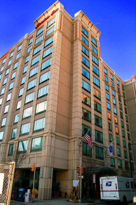 Hotel Hampton Inn Philadelphia-center City-convention Ctr