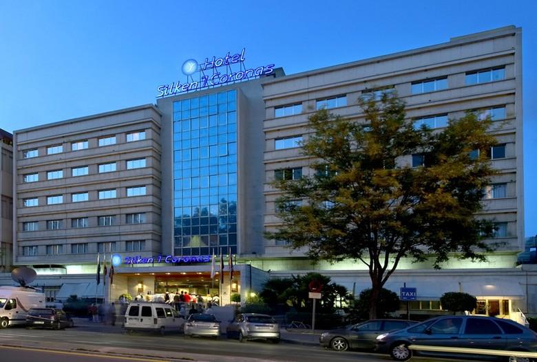 Nochevieja hotel 7 coronas