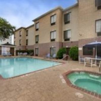 Hotel Best Western Hill Country Suit