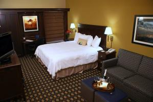 Hotel Hampton Inn Houston I-10w/energy Cor Tx