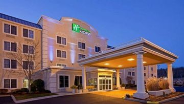 Hotel Holiday Inn Express Boston Milford