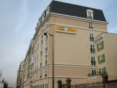 Hotel Appart'city Saint-maurice