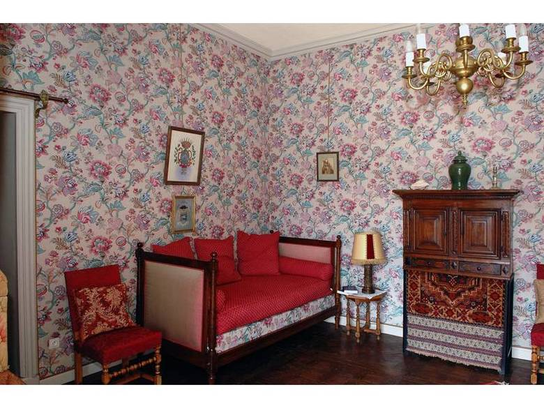 Bed & Breakfast Chateau Royal De Saint-saturni