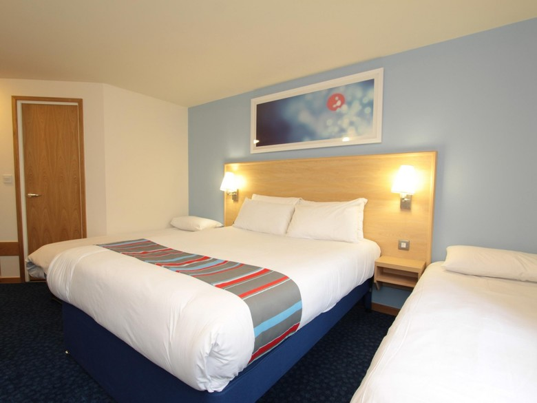 Hotel Travelodge London Central City Road