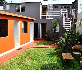 Bed & Breakfast Casa Wayra B&B Miraflores