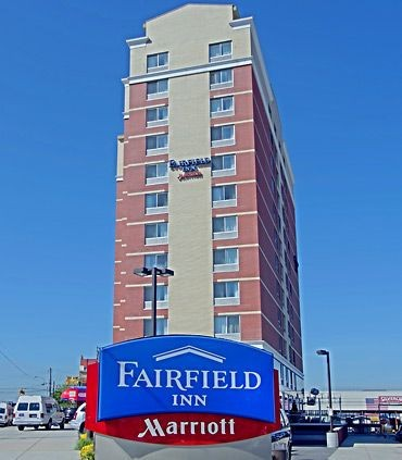 Hotel Fairfield Inn By Marriott Long Island City