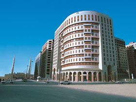 Hotel Intercontinental Dar Al Hijra Madinah